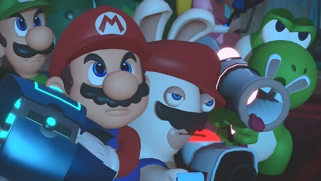 Mario Rabbids Kingdom Battle Icon