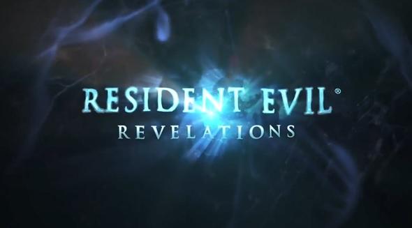 Resident Evil Revelations Title