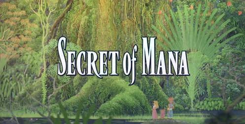 Secret of Mana Remake Icon