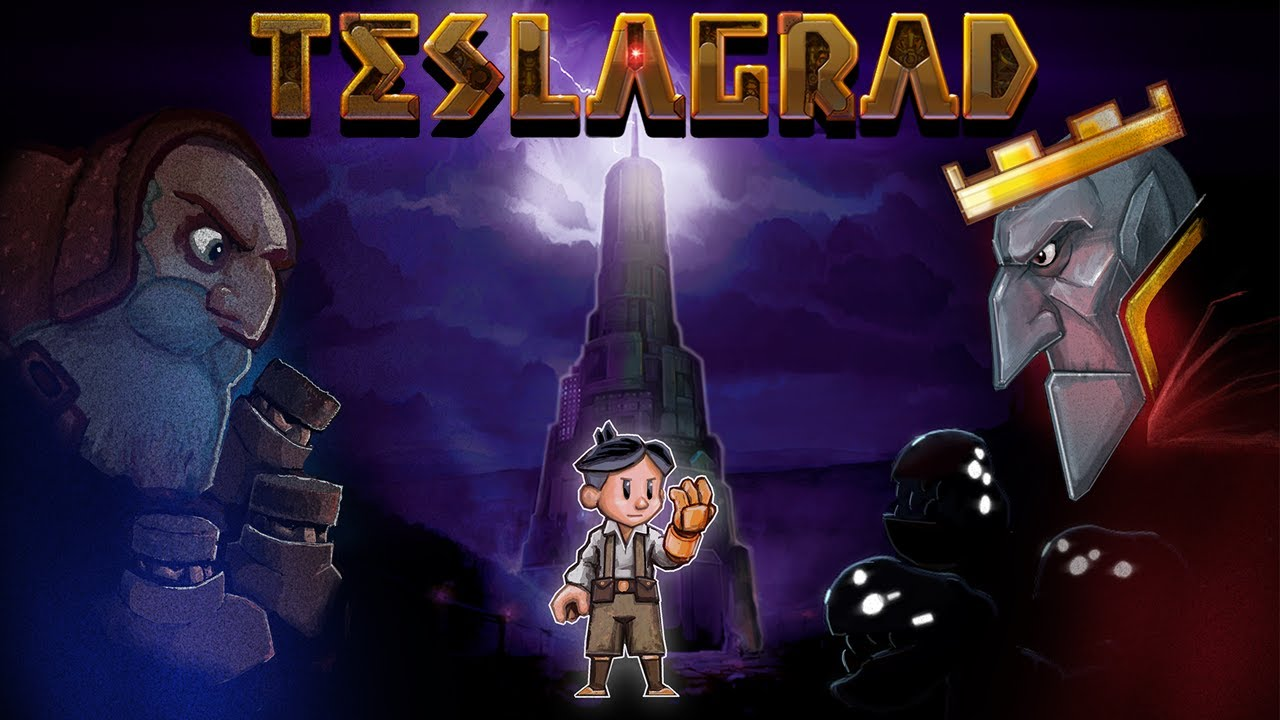Teslagrad Character Artwork