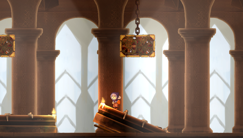 Teslagrad Screen 1