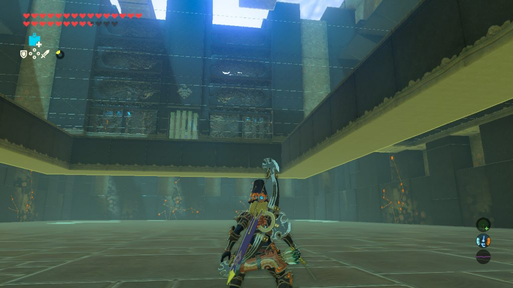 Going Outside The Boundaries In The Legend Of Zelda Breath