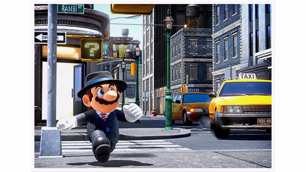 New Donk City Screenshot