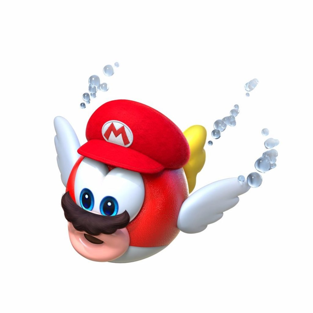 mario odyssey tons of new screenshots and artwork