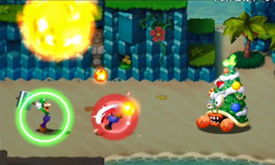 Mario Luigi Superstar Saga Bowser S Minions Gets A New