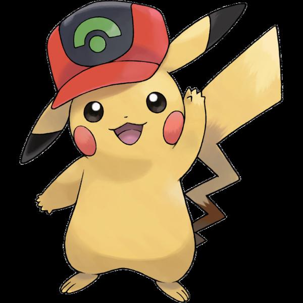 Hoenn Cap Pikachu