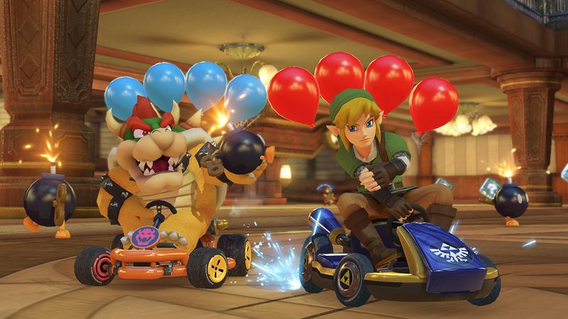 Mario Kart 8 Picture