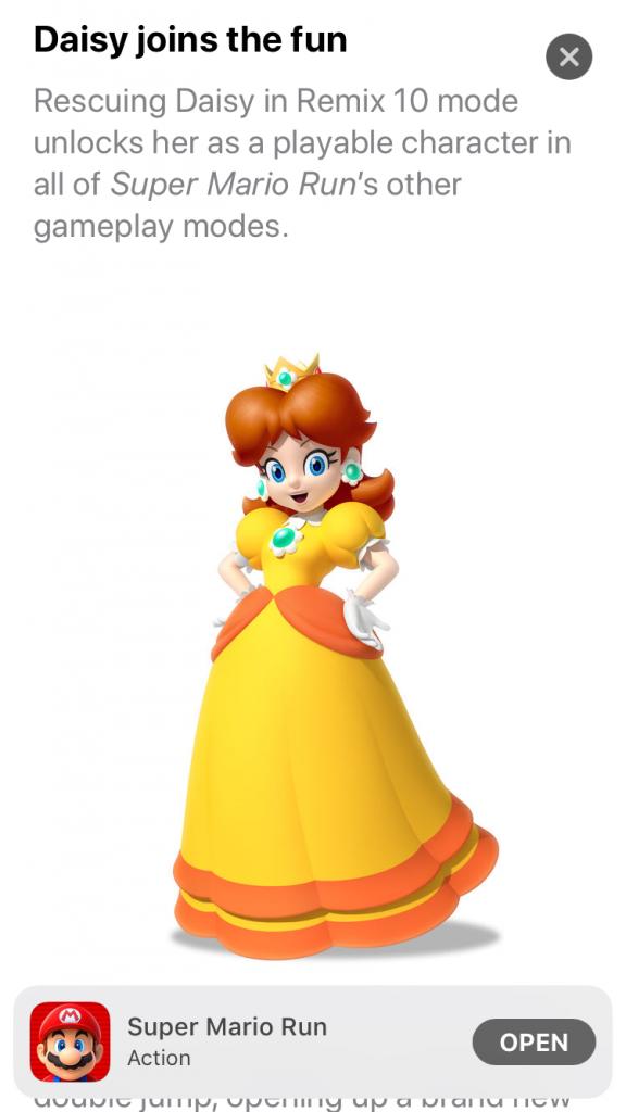 Super Mario Run Update 3