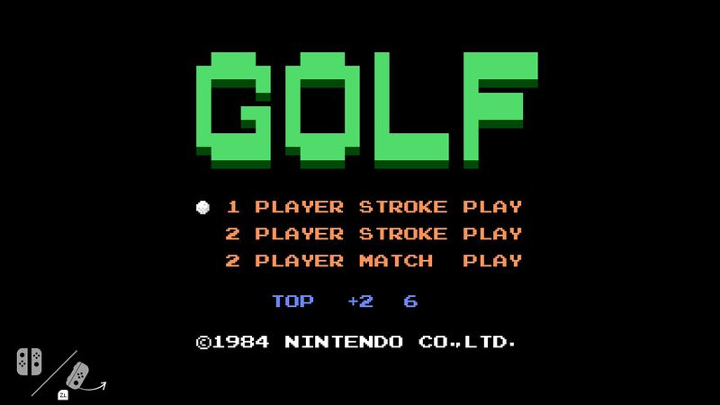 NES Golf Switch 1