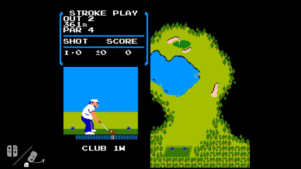 NES Golf Switch 2
