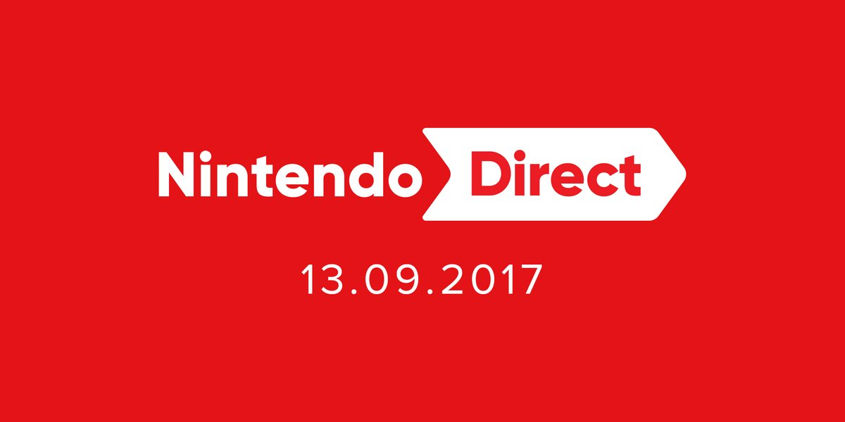 Nintendo Direct September 2017