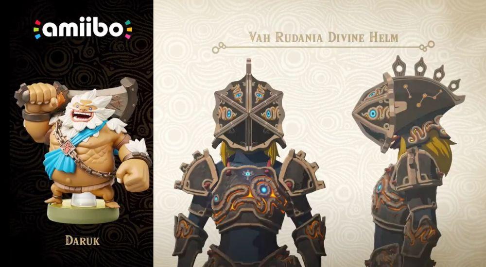 Rudania Divine Helm