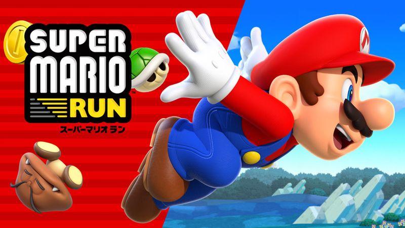 Super Mario Run Pic