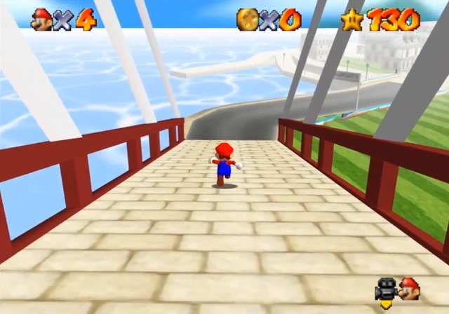 Wuhu Island Mario 64
