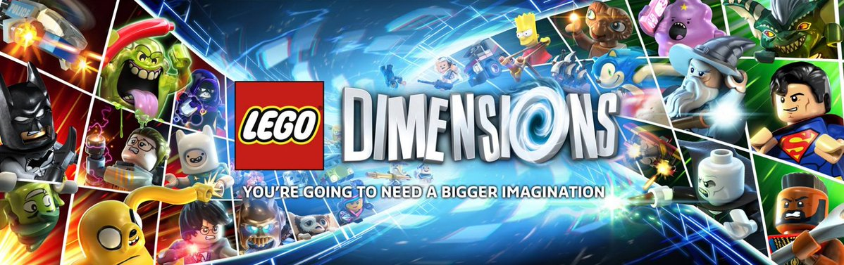 LEGO Dimensions Artwork