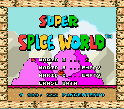 Super Spice World