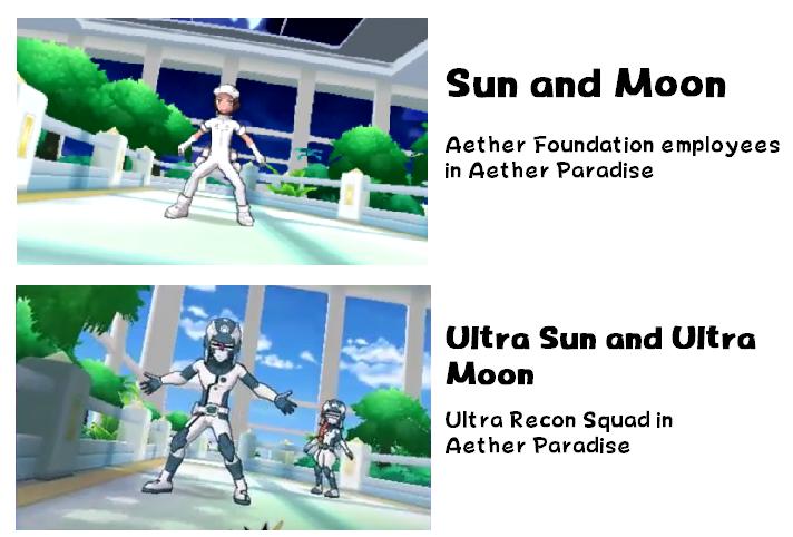 Aether vs Recon Squad