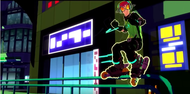 Jet Set Radio Evolution