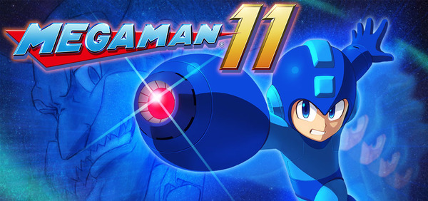 Mega Man 11 Artwork