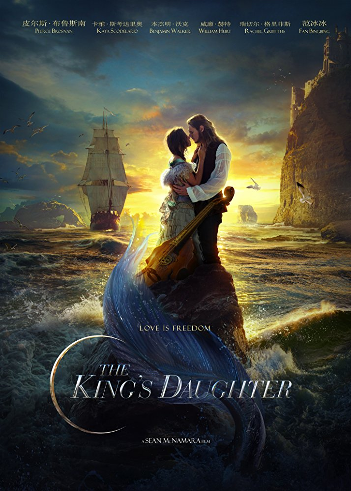 The Kings Daughter Poster