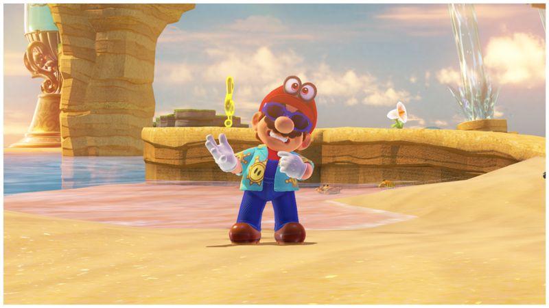 Mario Sunshine Shirt