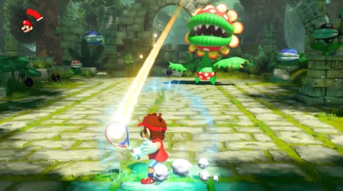 Vs Petey Piranha