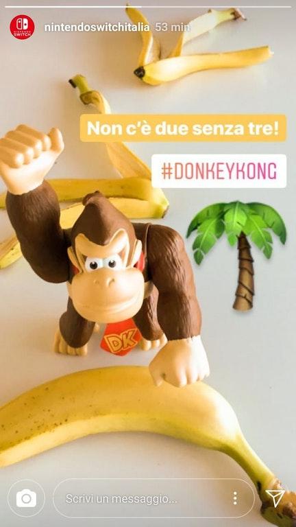 Donkey Kong Country Hint