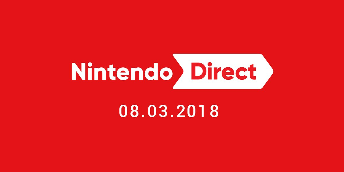 Nintendo Direct March 8th