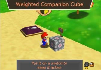 Portal Objects Mario 64