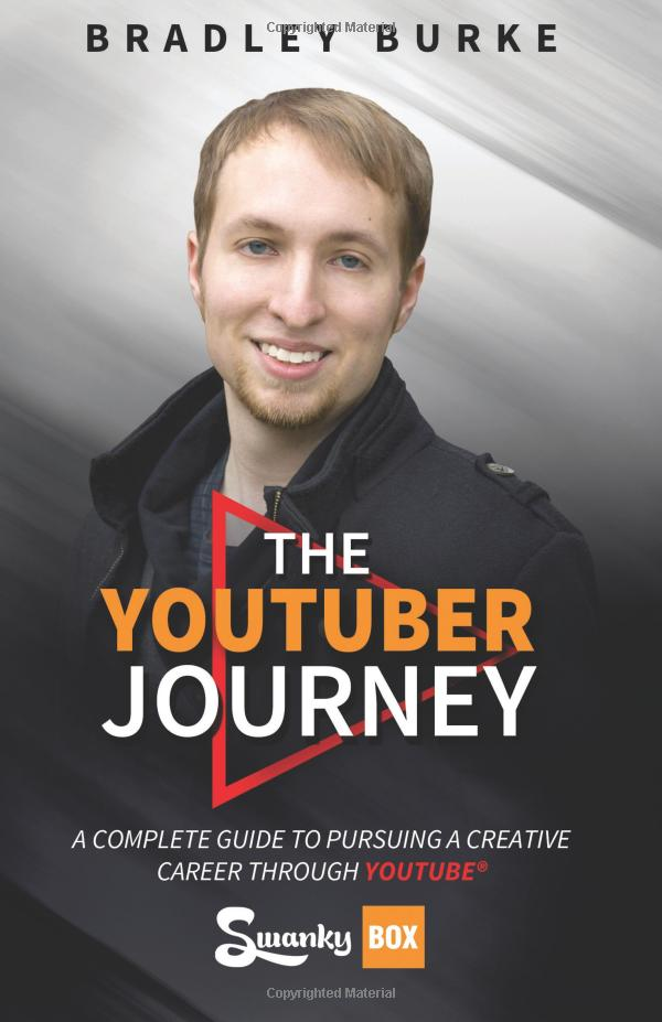 YouTuber Journey Book