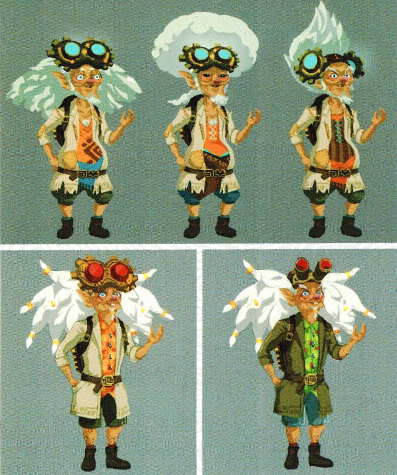 Early Robbie Designs