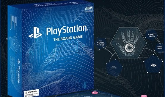 PlayStation Board Game