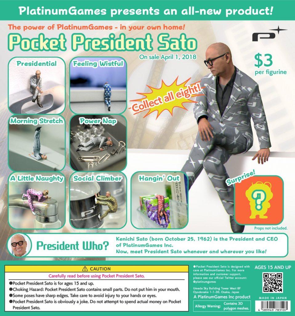 Pocket President