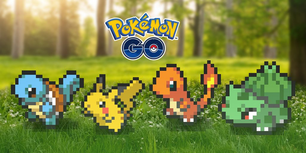 Pokemon GO Sprites