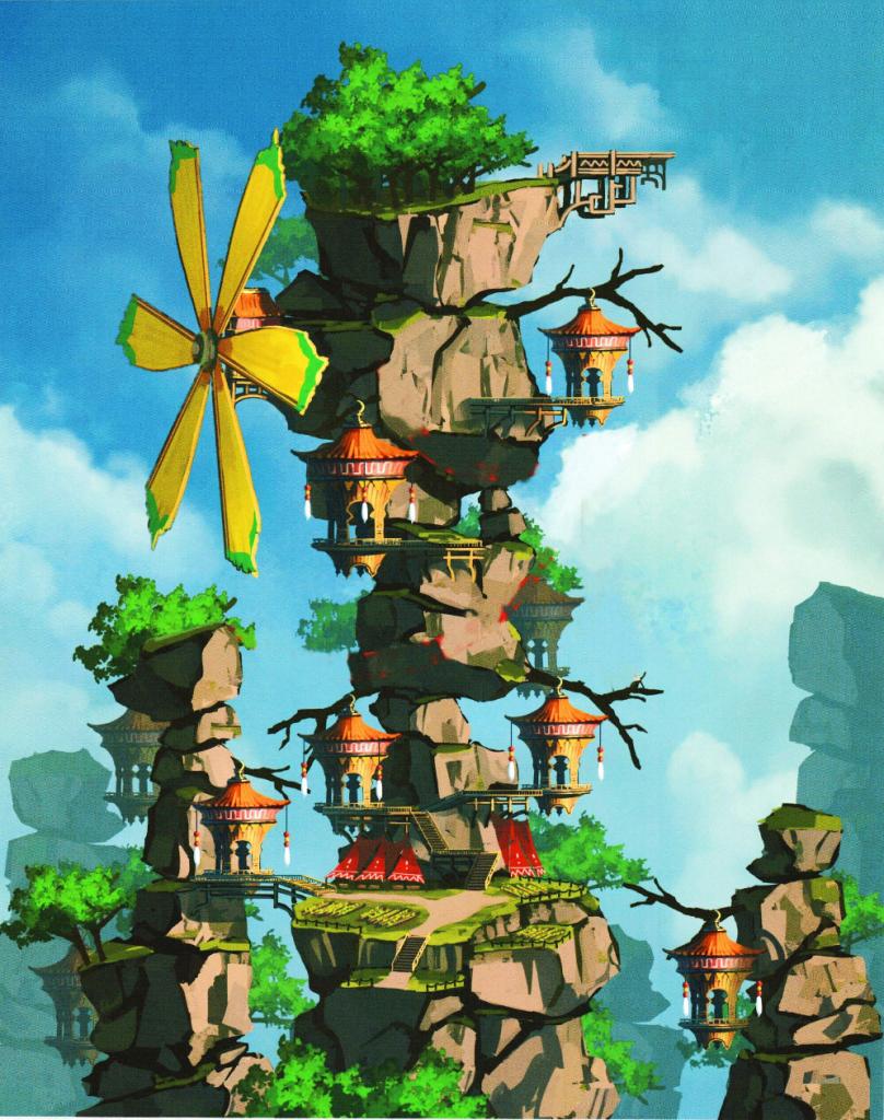 Rito Village Concept 1