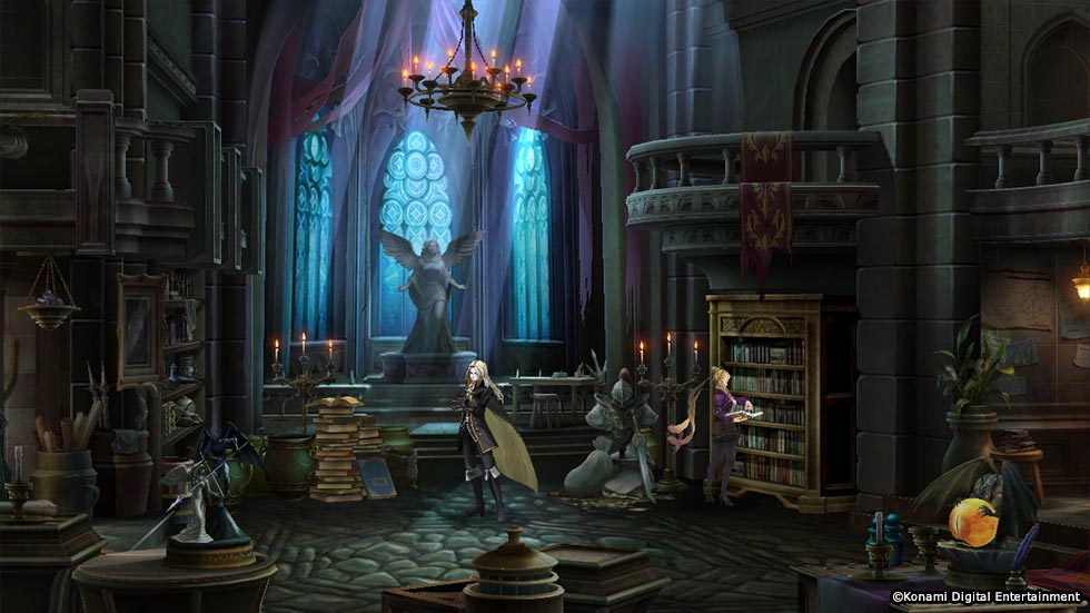 Castlevania Grimoire of Souls Screenshot 5