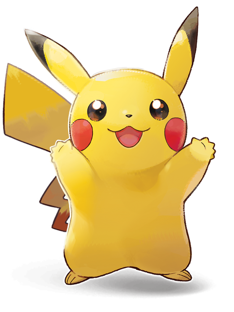 Pikachu Artwork