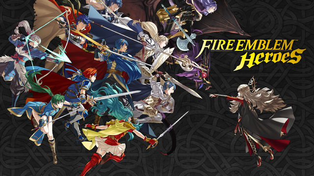 Fire Emblem Heroes Artwork