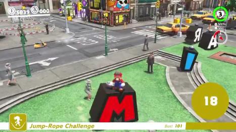 Jump Rope Challenge Glitch