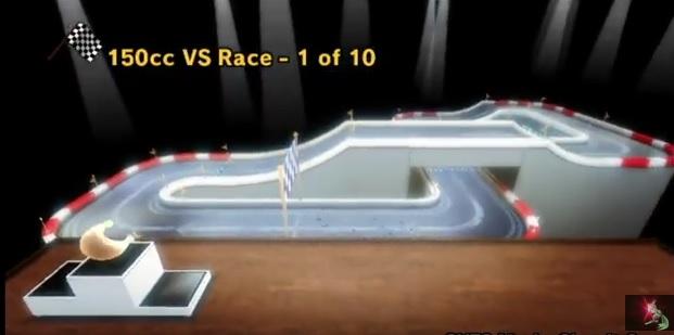 RC Circuit Track