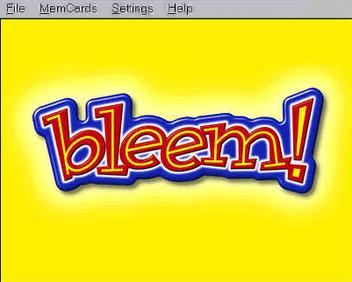 Bleem! Emulator