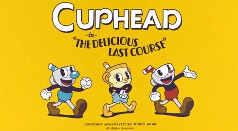 Cuphead DLC