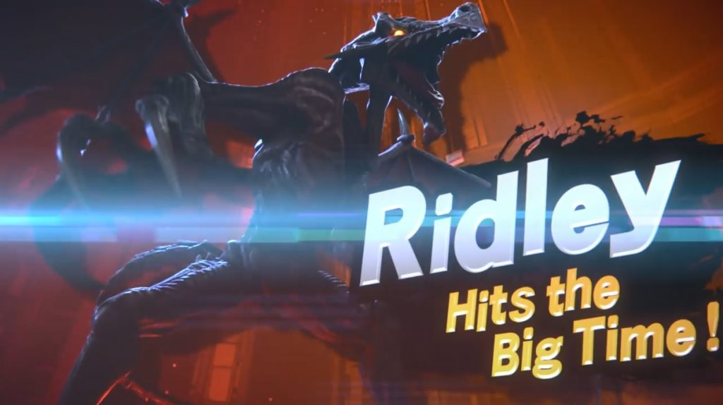 Ridley's Debut