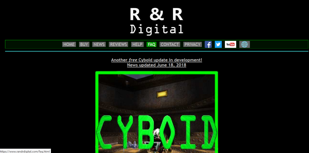 r and r digital site