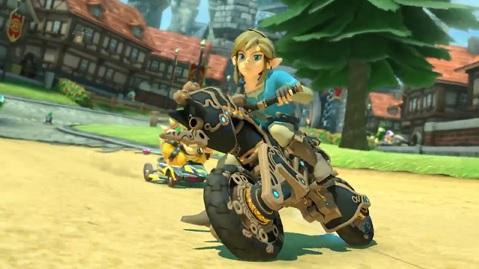 Master Cycle Zero Mario Kart 8 Deluxe