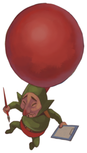 Tingle Artwork