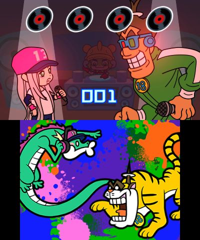 18-Volt Microgames