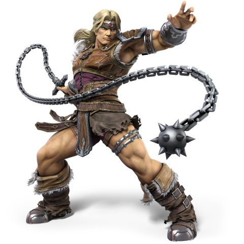 Simon Belmont Artwork