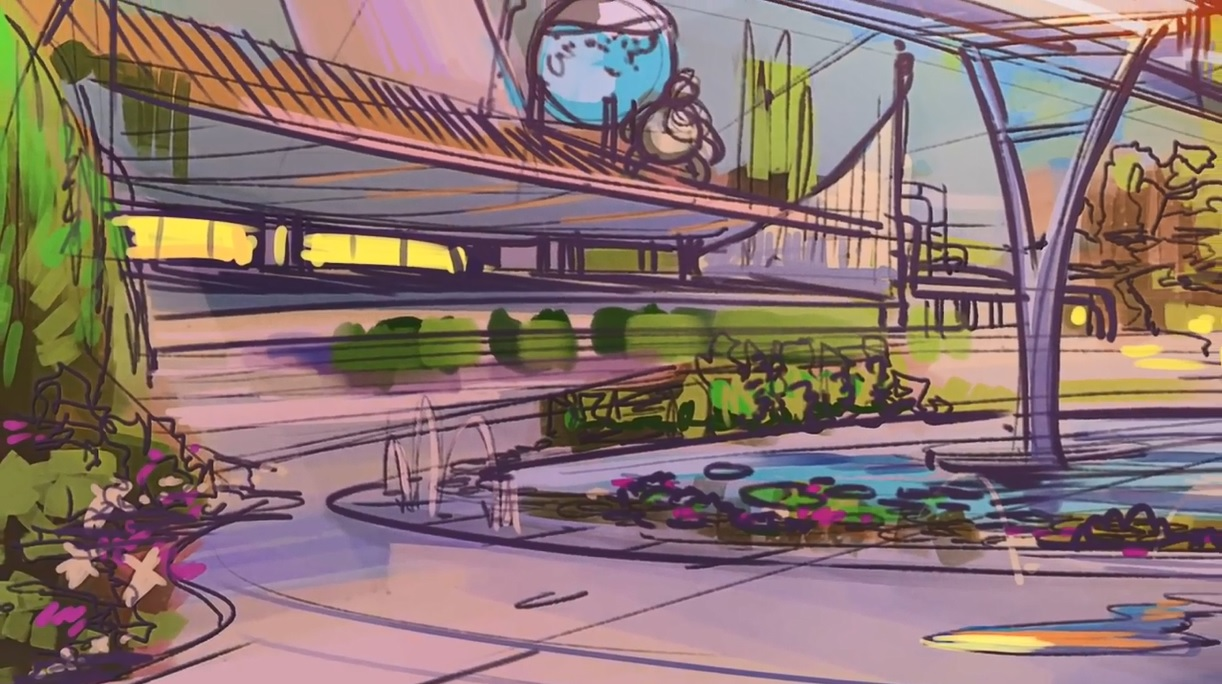 Splatoon Predecessor Concept