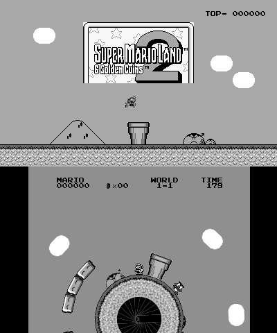 Super Mario Land 2 Version